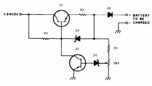 12 v nicad battery charger_circuit diagram world 12v battery charger circuit using lm317 at 12 Volts Battery Charger Circuit Diagram