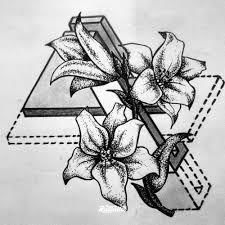 фото эскизы цыеточная геометрия цыеточная геометрия в стиле