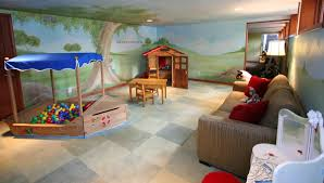 kids playroom furniture girls. Marvelous Small Playroom Ideas For Little Boys And Girls With Wall Decal Decorations Dark Cream Kids Furniture