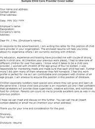 Sample Reference Letter For Child Care Worker – Letter Resume Source