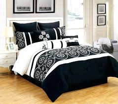 comforter set queen gray bedding red and white black size twin bed frame qu