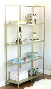 ikea glass shelving unit glass shelving unit bookshelf ikea black glass corner shelf units