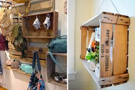 box pallet shelf