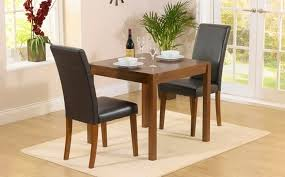 adorable 2 seater dining table set wood dining table set oval polished teak wood dining table