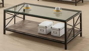 avondale black wood coffee table