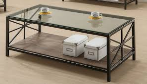avondale black wood coffee table