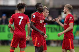 Sheyi Ojo and Kaide Gordon score as Liverpool U23s thump Everton - Liverpool  FC - This Is Anfield