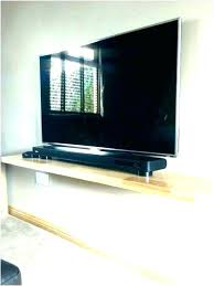 cable box shelf wall mounted shelves corner mount with ceiling mounting component for under tv
