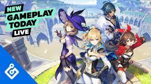Genshin Impact - New Gameplay Today ...