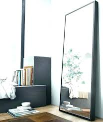 full length wall mounted mirror. Full Length Body Mirror Large Floor Wall Mirrors Mounted