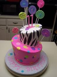 birthday cakes for girls 11th birthday.  Girls Wonky Zebra Cake  I WANT THIS FOR MY BIRTHDAY For Birthday Cakes Girls 11th L