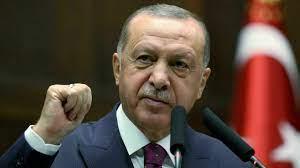 أردوغان: واشنطن لم تلتزم بتعهداتها بشأن انسحاب القوات الكردية في سوريا
