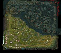 the 6 82 dota2 map higher resolution version in comments dota2
