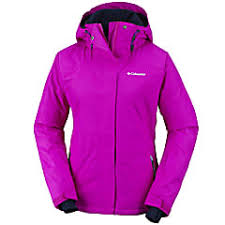 Columbia Winter Jacket Size Chart Columbia W Fusion Exact Jacket Groovy Pink Fast And Cheap