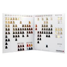 Goldwell Topchic Colorance Highlift Shade Chart