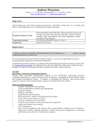 Non Profit Support Coordination Specialist Resume Example. civil ...