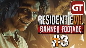 Resident Evil 7 Banned Footage 3 Bedroom Schlafzimmer Ps4 Pro
