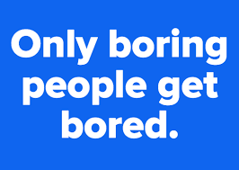 boring people get bored. archie from \ boring people get bored b