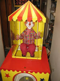 Ziggy The Talking Clown Vending Machine Delectable Ziggy The Clown Arcade Game Coin Operated Amusement Machine 48