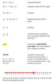 algebra 1 solving inequalities worksheet worksheets for all