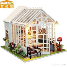 Miniature dollhouse furniture for sale Japanese Small Wooden Dolls House Wholesale Cute Room Doll Miniature Dollhouse Furniture Toy Toys For And Birthday Konopkainfo Small Wooden Dolls House Wholesale Cute Room Doll Miniature