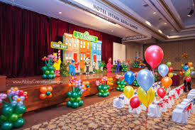 Sesame Street Bedroom Decorations Theme Elmo Sesame Street Its More Than Just A Party