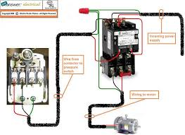 square d contactor wiring diagram Three Phase Contactor Wiring Diagram 3 phase magnetic starter wiring diagram 3 phase contactor wiring diagram