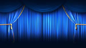 el dorado blue card fondo video background full hd closing curtain you