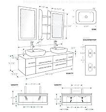 double vanity dimensions standard bathroom cabinet dimensions types preeminent bathroom vanity cabinet dimensions home design furniture