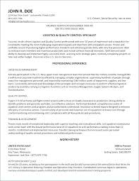 Samples Of Chronological Resumes Delectable Resume Templates For Quality Assurance Manager And Mac Resume