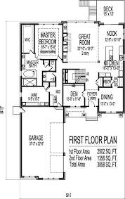 bungalow house floor plans design