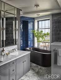 Modern bathrooms Minimalist Elle Decor 25 Best Modern Bathrooms Luxe Bathroom Ideas With Modern Design