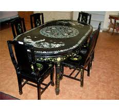Inlaid Dining Table Inlay Dining Table Inlay Dining Table Marble Handicrafts