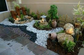 Small Picture Innovative Garden Decor With Stones Small Garden Ideas With Stones