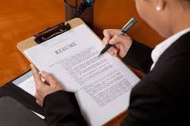 4 Keys To A Well Written Resume