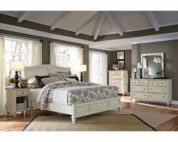 aspenhome bedroom set w sleigh bed cottonwood asi67 400 4set 44