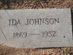 Ida Harvey Johnson (1869-1952) - Find A Grave Memorial