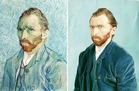 modern photo remakes famous paintings 24