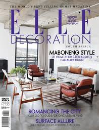 True Design Johannesburg Elle Decoration South Africa Jan Feb 2018 By Bruna