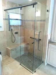 showers frameless glass sliding shower doors door hardware double wi