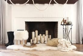 Pottery Barn Style Living Room Interior Enchanting Decorating Corner Fireplace Mantel 78