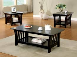 black coffee and end table sets creative