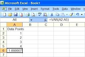Statistical Analysis In Excel Variance Qpcr Data Analysis Excel Template