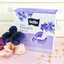 <b>Ежедневные гигиенические прокладки Bella</b> Panty Flowers, 70 шт ...