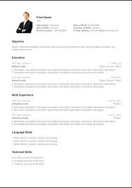 Mac Resume Builder Resume Maker Free Download Creator And Copy Mac