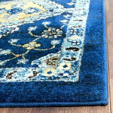 blue and white area rugs large