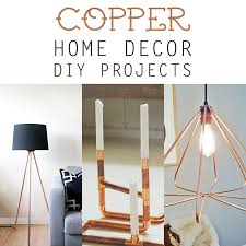 Small Picture Copper Home Decor DIY Projects The Cottage Market