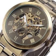 discount self winding watches men 2017 self winding watches for discount self winding watches men whole 2016 shenhua vine bronze men hollow skeleton mechanical watches