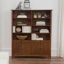 Small Picture Home Decorators Collection Artisan Medium Oak Storage Open