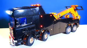 rc adventures unveiling scania r560 wrecker tow truck wheel lift tow truck at Tow Truck Diagram